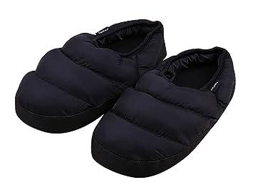 ead5710b08cb3 Homme femme Pantoufles D intérieur Pantoufle Chaleureux Chausson Hiver  Imperméable Antidérapante Chaussures Doux en