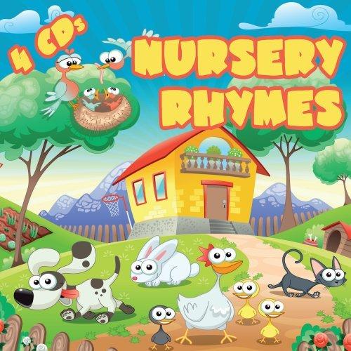 Nursery Rhymes [4 CD]