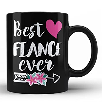 Amazon Best Fiance Mug