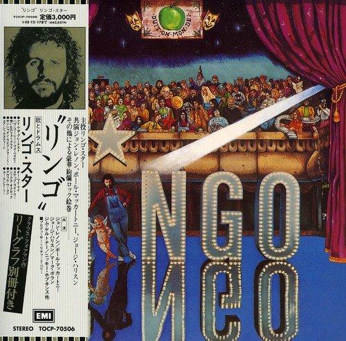 CD : Ringo Starr - Ringo (Japanese Mini-Lp Sleeve, Japan - Import)