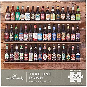 Bottles of Beer 1000-Piece Puzzle Puzzles & Games Food & Drink