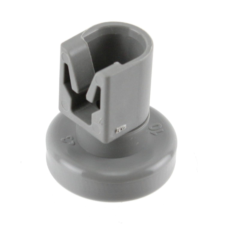 spares2go Korb Rack R/ädern f/ür AEG Geschirrsp/üler 8/oberen Rollen + 8/Rollen
