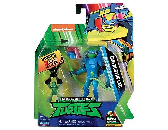 Amazon.com: Turtles TU212100 The Rise of The Teenage Mutant ...