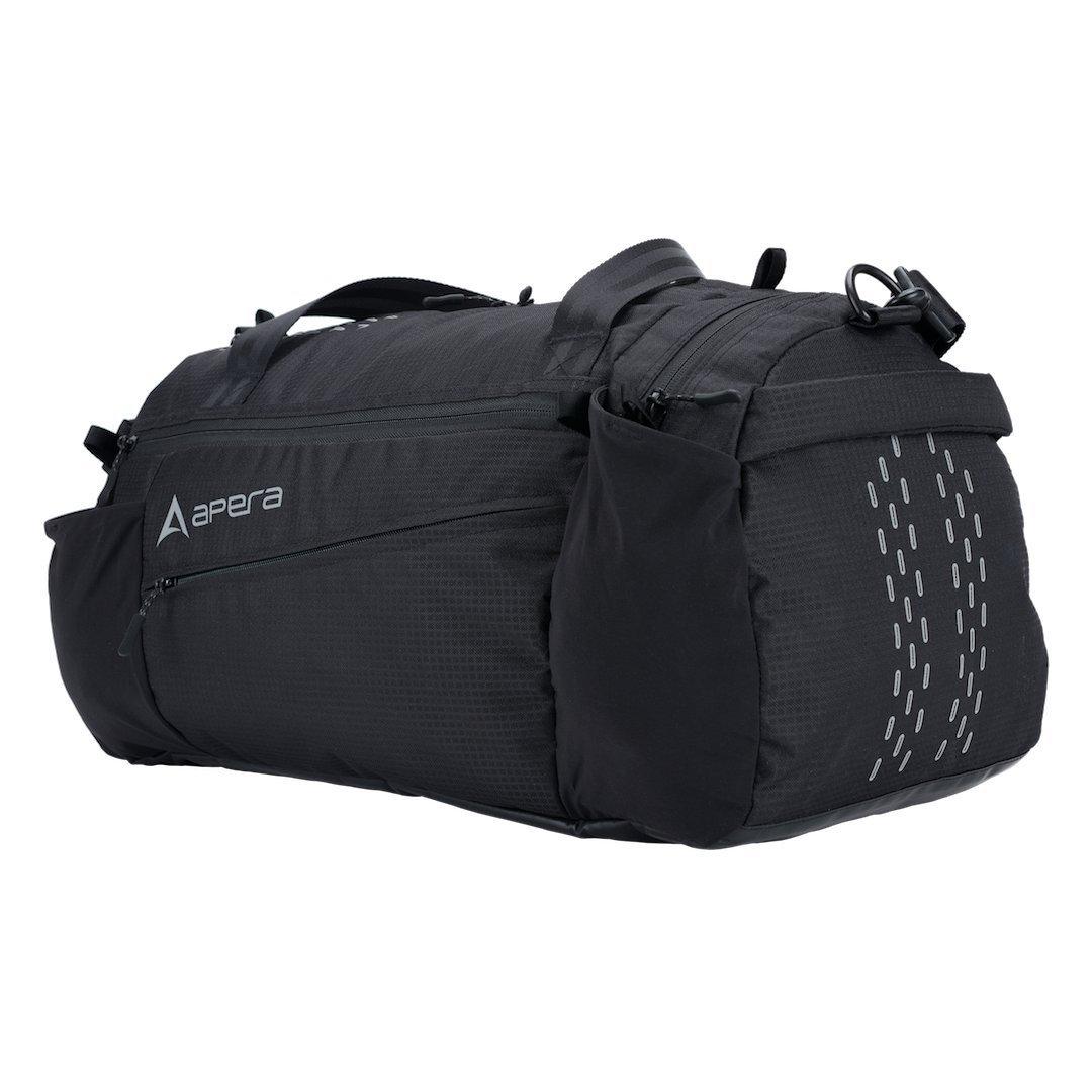 Apera Sport Duffel Bag, Black