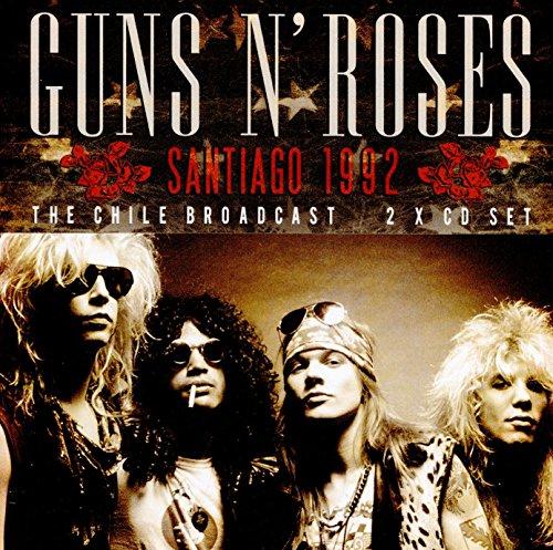 Santiago 1992 2Cd GUNS ROSES