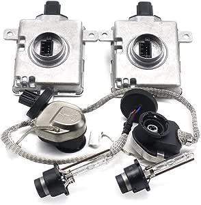 Xenon Headlight HID Ballast Control Unit For 2006-2014 Acura TL 3.2L 3.5L 3.7L