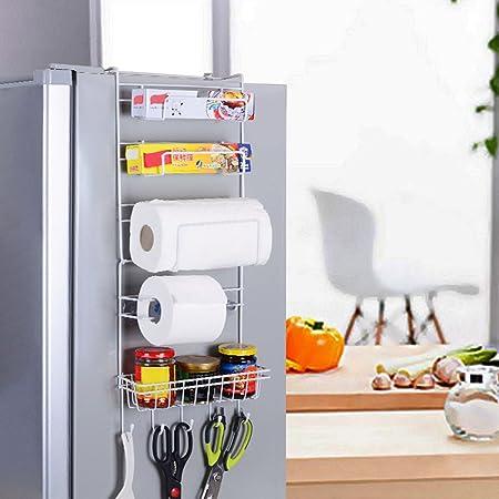 Yontree Etagere A Suspendre Pour Refrigerateur Avec Ventouses