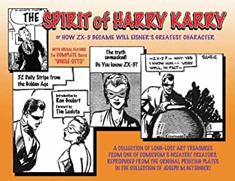 Amazon.com: The SPIRIT of HARRY KARRY eBook: Joseph