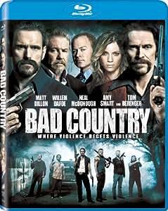 Bad Country [Blu-ray]