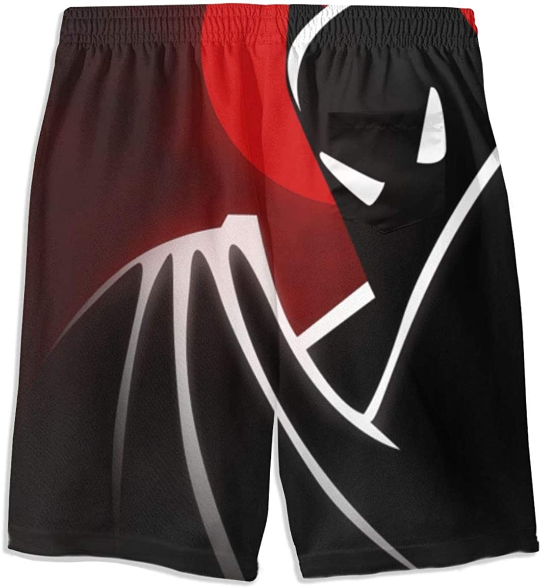Amazon Com Suicide Squad Joker Swim Trunks Quick Dry Swimwear Shorts Casual Board Shorts With Pockets Boys Girls Swimsuit Clothing