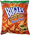 Bugles Crispy Corn Snacks, Value Pack - Nacho Cheese - 14.5 oz by Bugles