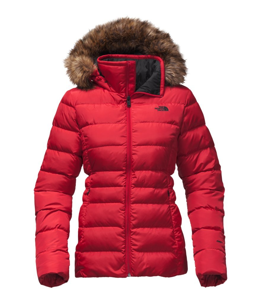The North Face Women's Gotham Jacket II - TNF Red - XS