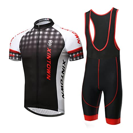 Xintown Cycling Jerseys Men s Summer Bike bicycle Shirts Cycling Short  Sleeves Suit 469451367