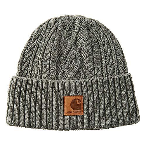 - Carhartt Big Boys' Acrylic Watch Hat, Dark Grey, Youth