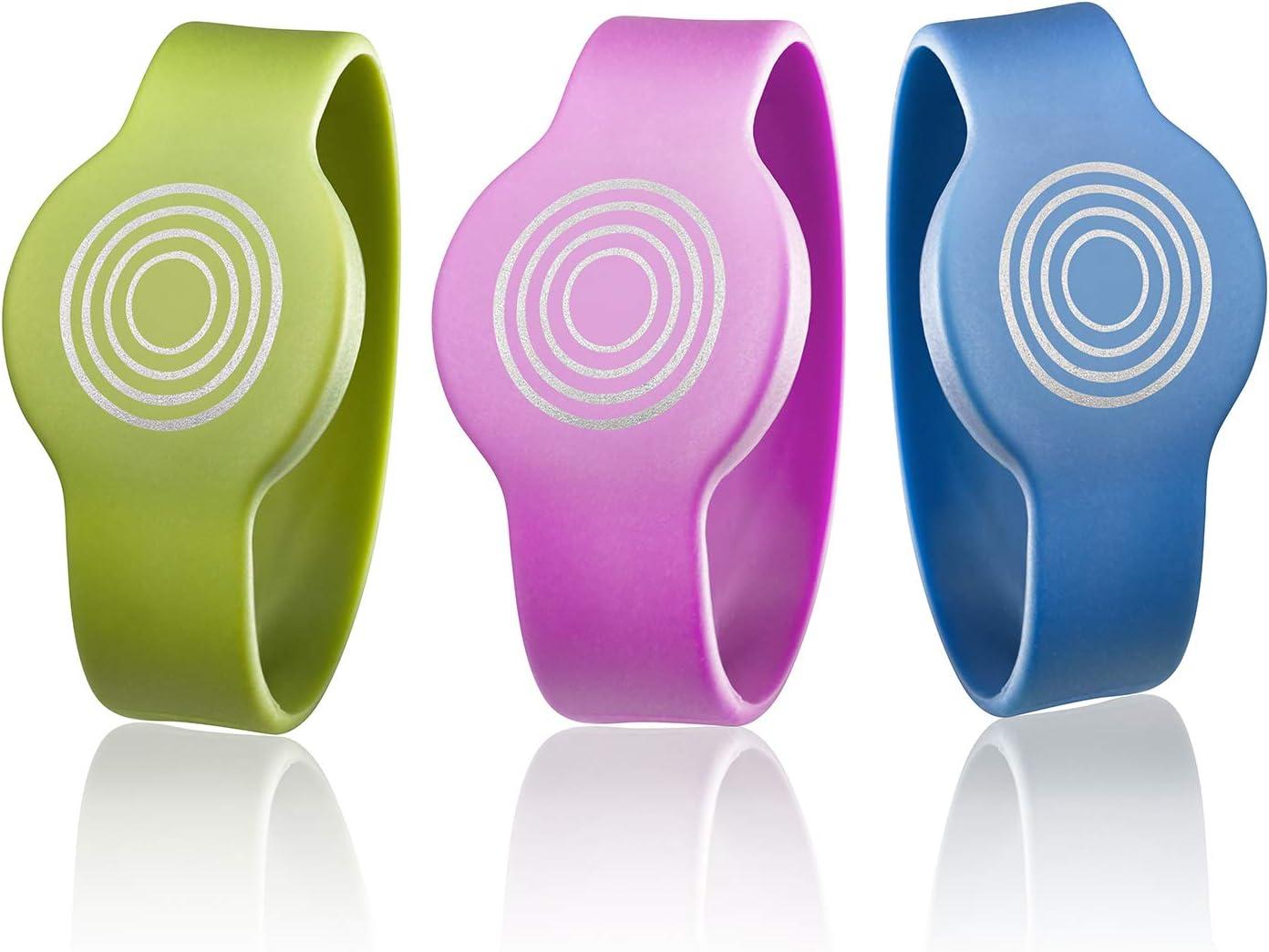 Somfy 2401403 Kinderarmband 3 St Für Chipleser Smartes Türschloss Rosa Blau Grün Baumarkt