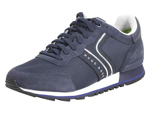 Hugo Boss Hombres Parkour_Runn_nymx Zapatos 12 M US Hombres: Amazon.es: Zapatos y complementos