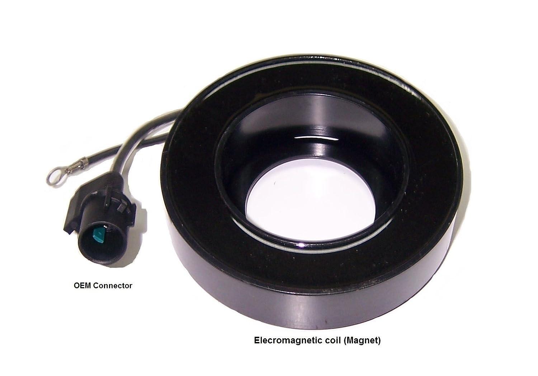 Amazon.com: AC Compressor CLUTCH ASSEMBLY Fits; Hyundai Entourage 3.8 Liter 2007 2008 2009 2010 A/C: Automotive