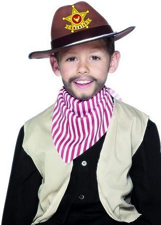 Luxuspiraten - Disfraz de Pirata con Accesorios, Sombrero con ...