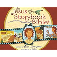 The Jesus Storybook Bible Video Bible Study by Sally Lloyd-Jones