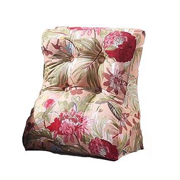 Amazon.com: XXT-pillow Sofa Cushion Office Belt Pillow Bed ...