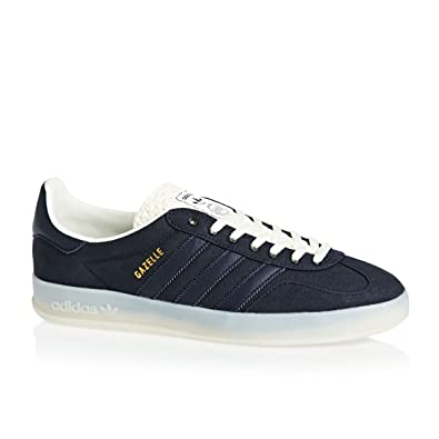 meilleur service 58666 b2171 Adidas Originals Gazelle Indoor, marine: Amazon.co.uk ...