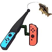 Hengel voor Nintendo Switch Joy Con Controller - LYCEBELL Switch Fishing Game Controller Compatibel met Nintendo Switch…