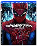 The Amazing Spider-Man - Edition Ultimate [Blu-Ray 3D + Blu-Ray + DVD]