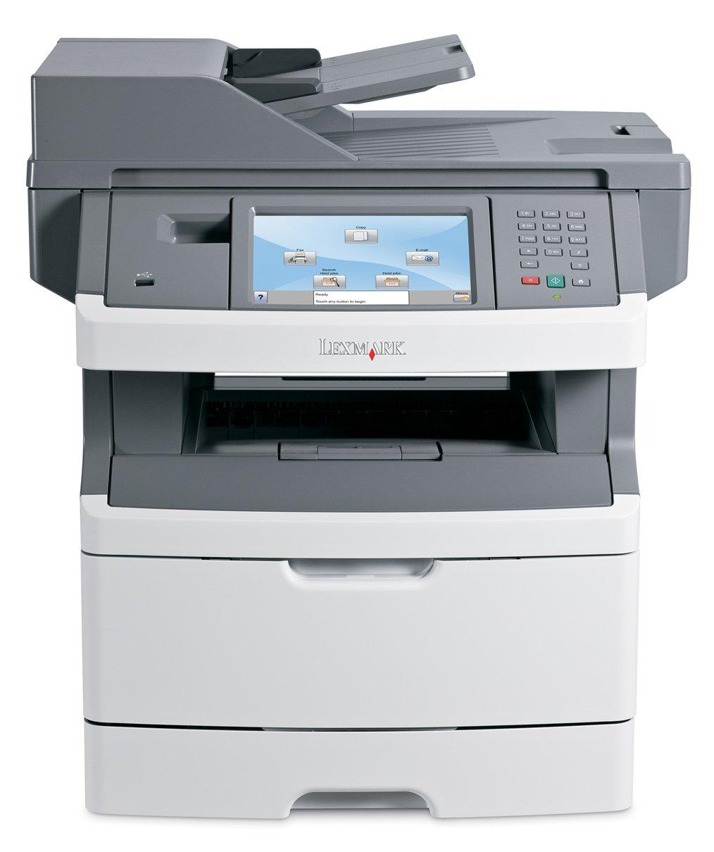 Lexmark 13C1232 - Impresora multifunción láser Blanco y ...