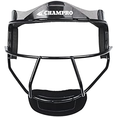 """The Grill"" Defensive Fielder's Face mask for Softball in 7 Colors & Two Sizes"
