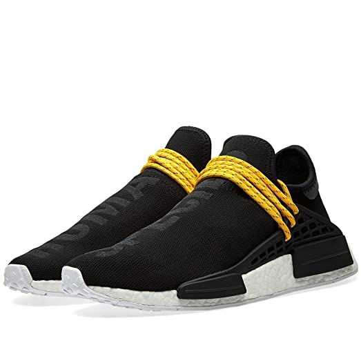 Adidas PW Human Race NMD Black bb3068 Mens sz 7 US