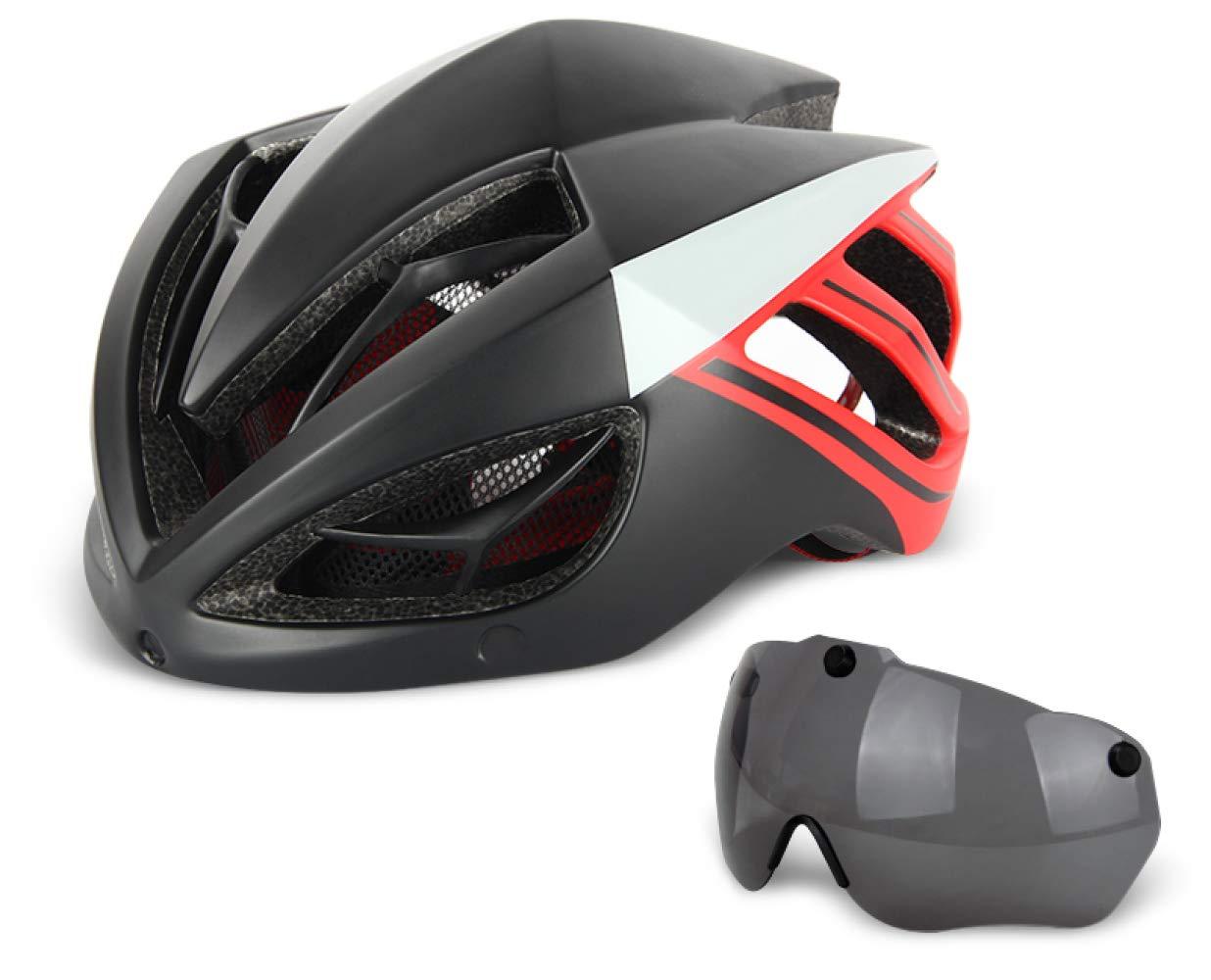 Box Czz Mountainbike Fahrradreithelm, Männer Und Frauen Sicherheit Helm Straßenrad Ausrüstung,A,Helm