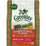 Greenies Pumpkin Spice Flavor Regular (12 Count) For Sale