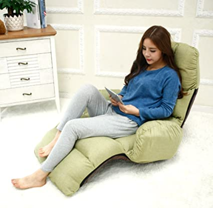 Amazon.com: Private home textiles Floor Chair,Tatami mats ...