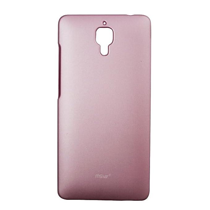 msvii carcasa para Xiaomi MI4: Amazon.es: Electrónica