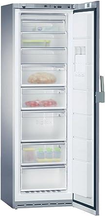 Siemens GS32NA92 - Congelador (Vertical, 247 L, 20 kg/24h, A+ ...
