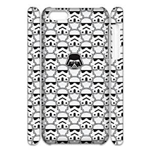 YUAHS(TM) DIY 3D Phone Case for Iphone 5C with Darth Vader YAS920227
