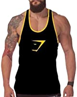 Tuesdays2 Men Gym Muscle Sleeveless Shirt Tank Top T-shirt Bodybuilding Sport Vest