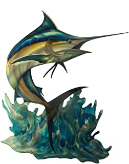 product image for Next Innovations Jumping Marlin Wall Art