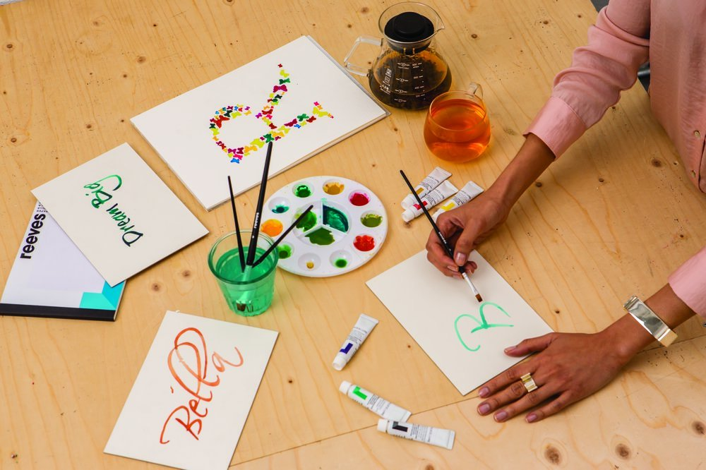 Reeves Complete Set Watercolor