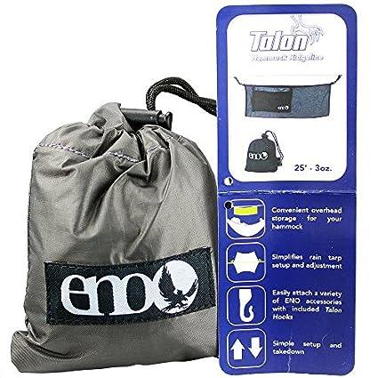 ENO Talon Ridgeline Storage Pocket Eagles Nest Outfitters
