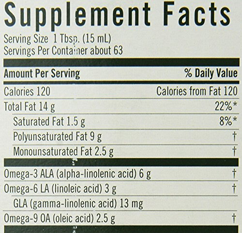 Udo's Choice Organic Omega 3-6-9 Oil Blend 32 Oz - Great Vegan Alternative To Fish Oil - Natural & Plant Based Unrefined Oil With Flax, Evening Primrose, Coconut, Sunflower & More - Made In the USA 2 <p>Flora Udo's choice oil, 3-6-9 blend, 32 ounce Vegan Omega 3 alternative to fish oil - udo's oil is a fantastic Vegan alternative to fish oil providing lots of Omega 3, 6, and 9. No fishy aftertaste, and no heavy metal or toxins to worry about! An extremely Pure plant based oil Made right here in the USA in our certified organic process. One of the highest quality products you can buy and our awards speak for themselves! Award winning blend - Better Nutrition's best of supplements Award winner and Alive retail & consumer choice Gold Award. Udo's oil is a mix of plant-based, unrefined, Certified Organic food oils. A reliable, undamaged source of polyunsaturated Omega-3 and -6 essential fatty acids (or EFAs) and Monounsaturated omega-9 fatty acids Plant based & Organic - 100% plant-based Omega-3 -6, and -9 oils from flax, sesame, and sunflower seeds, some organic MCTs from coconut oil, evening primrose, and more Ideal ratio - udo's oil has been used for decades because it provides the ideal ratio balance of 2: 1 Omega-3 to omega-6. Improves stamina, decreases recovery time, and speeds up the healing of injuries. Used by athletes all over the world. Versatile & Easy to use - the pleasant, nutty, buttery flavor of this oil is a great addition to all types of recipes. Just remember not to heat the oil. Try it in smoothies, shakes, soup (after cooking), steam vegetables, pasta, salad, and more!</p>