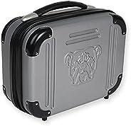 Bulldog Cases Grey Molded Double Pistol Case (9x12x5-Inch)