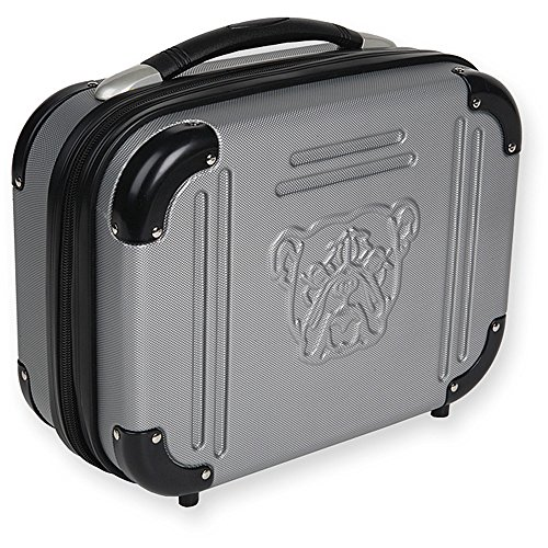 Bulldog Cases 9 x 12 x 5 Inch Grey Molded Double Pistol Case