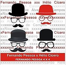 Fernando Pessoa x Hélio Cícero Audiobook by Fernando Pessoa Narrated by Hélio Cícero