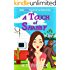 A Touch of Shabby: A Shabby Hearts Paranormal Cozy Mystery