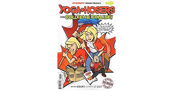 Kevin Smith Yoga Hosers One Shot: Kevin Smith: Amazon.com: Books