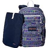 JanSport Digital Student Laptop Backpack (Tribal Wave Multi)