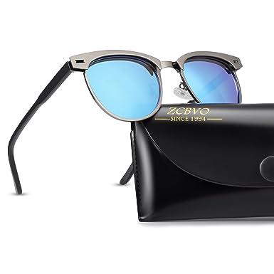 Amazon.com: anteojos de sol para hombre Mujer anteojos de ...