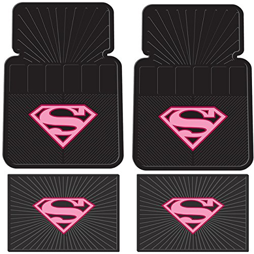 Supergirl Comics Shield Truck Rubber product image