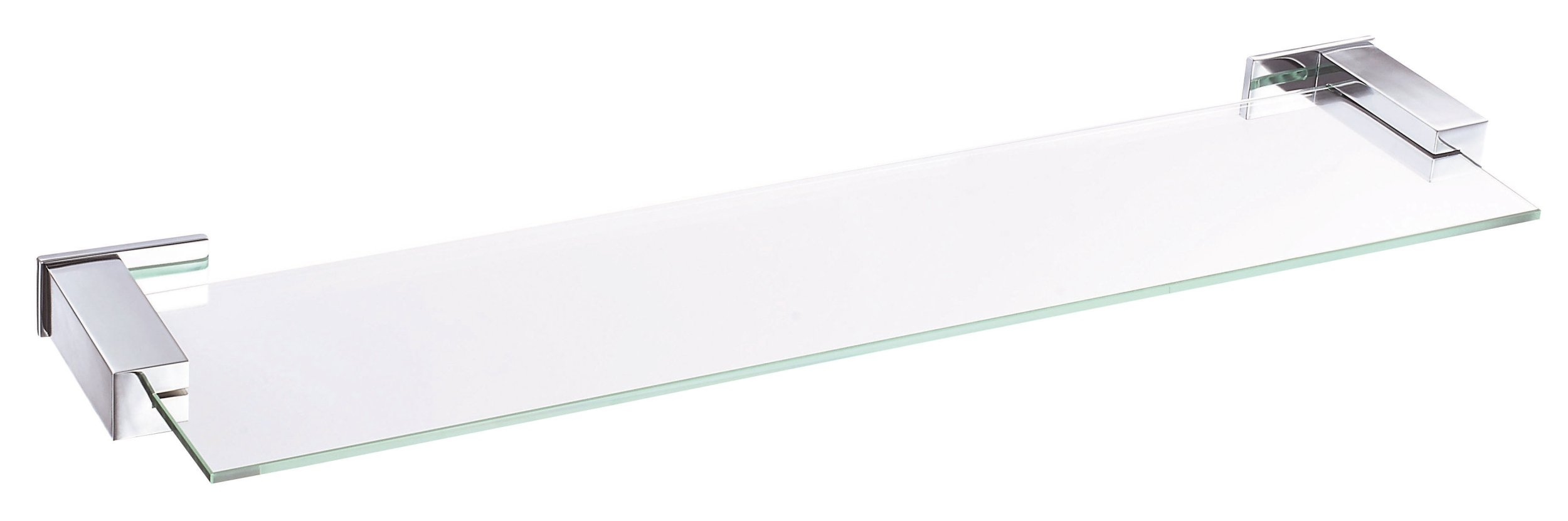 Danze D446135 Sirius Glass Shelf, 24-Inch, Chrome by Danze